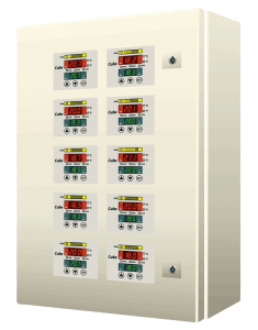 CUBE-CABINET Fermentation Temperature Control System