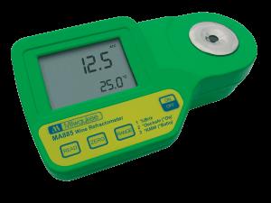 Digital mini benchtop refractometers