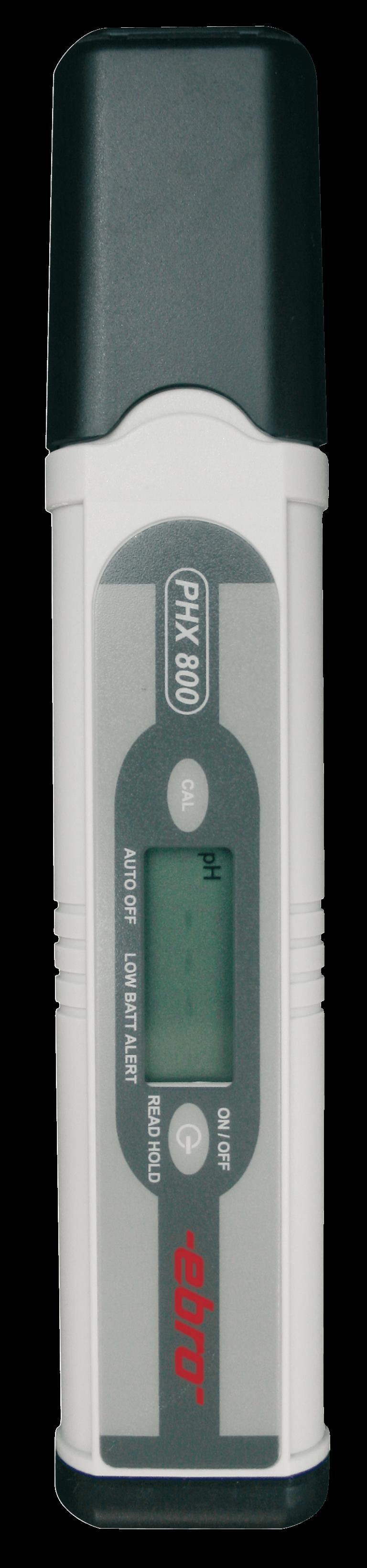 PH tester PHX800