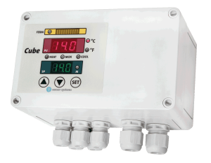 CUBE-NET-230V Room Temperature Controller