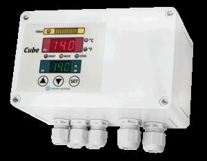 Raumtemperaturregler CUBE-NET-230V