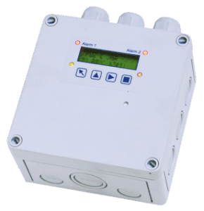 CO2 Gas Alarm System SYS-CO2
