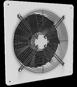 Axial-Ventilatoren AV