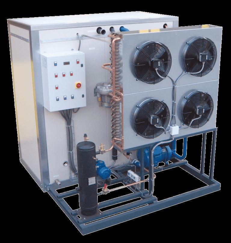 Refroidisseur d'eau glacée ESP